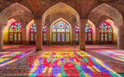 Irán, la Antigua Persia. Semana Blanca 2019