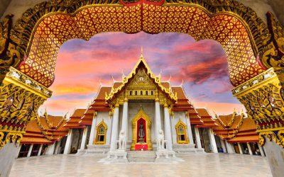 Viaje a Tailandia y Estambul en Semana Blanca 2019